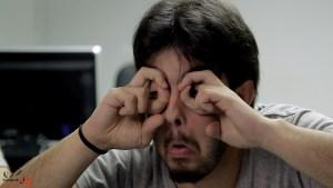 Cortometraje Mis amigos estan ciegos Escuela de Cine de Malaga Foto Fija 011