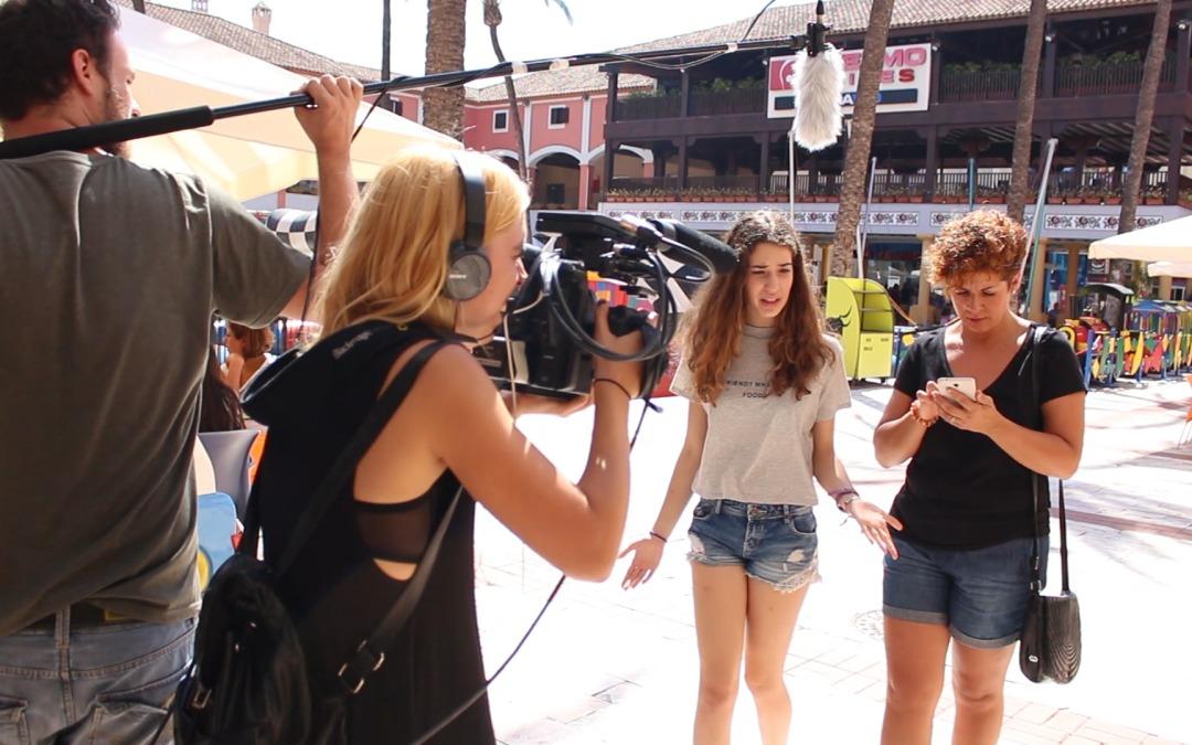 El cortometraje «Te elijo a ti» seleccionado para el Premio RTVA en el Festival Pilas en Corto