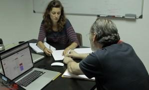Escuela de Cine de Málaga Curso de Cine Cortometrajes Rodaje Mis amigos estan ciegos Carlos Bentabol31