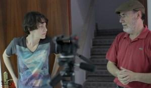 Escuela de Cine de Málaga Curso de Cine Cortometrajes Rodaje Mis amigos estan ciegos Carlos Bentabol4