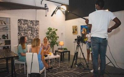 Rodaje del cortometraje «El arreglo» proyecto final del Máster de Dirección Cinematográfica