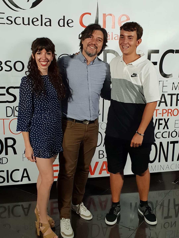 Gala Escuela Cine Malaga 2018 Estudiar Cine Cortometrajes Malaga 1