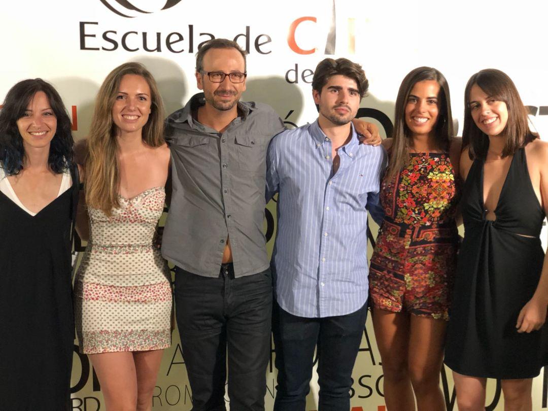 Gala Escuela Cine Malaga 2018 Estudiar Cine Cortometrajes Malaga 10