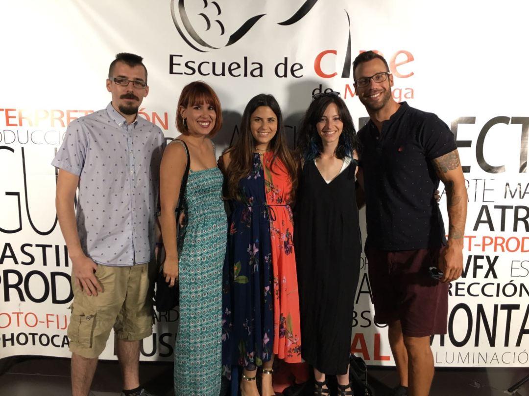 Gala Escuela Cine Malaga 2018 Estudiar Cine Cortometrajes Malaga 3