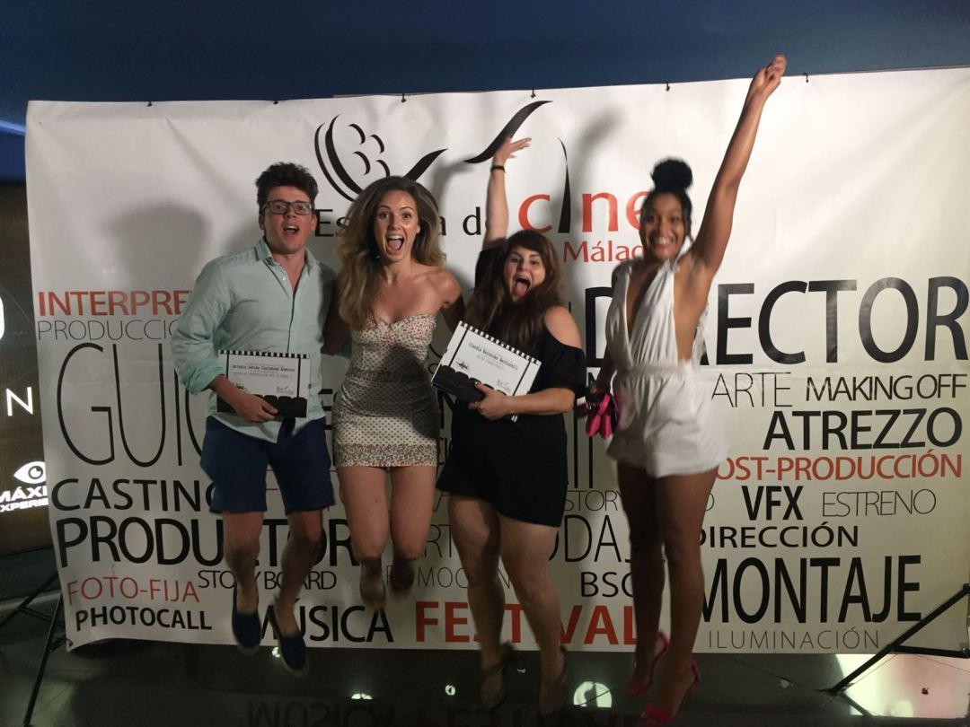 Gala Escuela Cine Malaga 2018 Estudiar Cine Cortometrajes Malaga 4