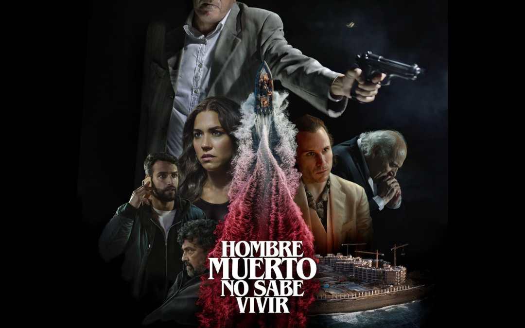 «Hombre Muerto No Sabe Vivir», ópera prima de nuestro profesor Ezekiel Montes, se proyectrá hoy en el Festival de Málaga