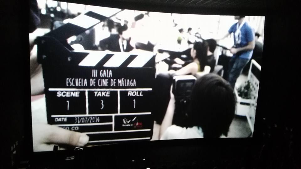 III Gala Escuela de Cine de Málaga 2016