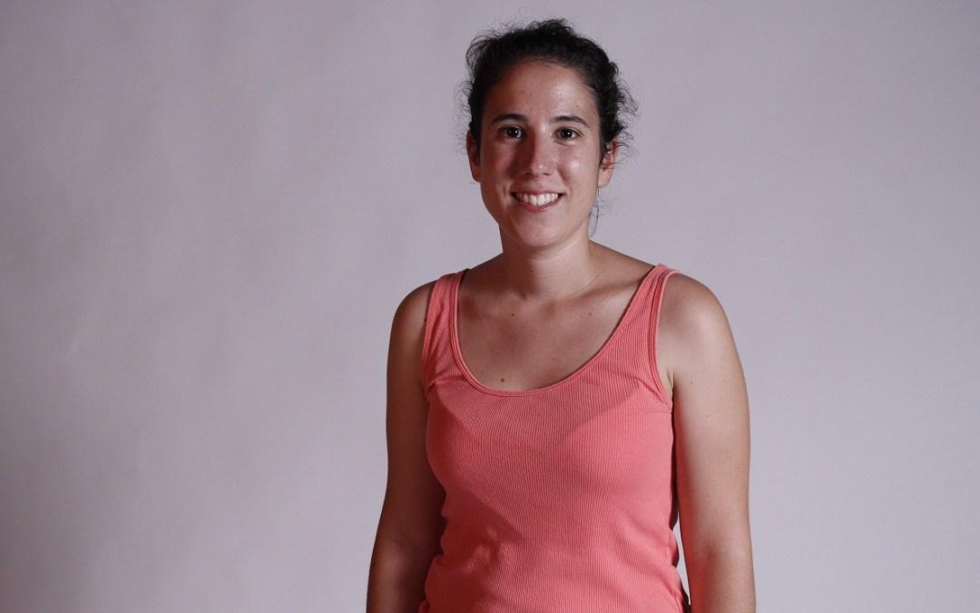 Alba García, alumna de cine, entrevistada en el programa 'Por fin es viernes' de la Cadena SER Costa del Sol