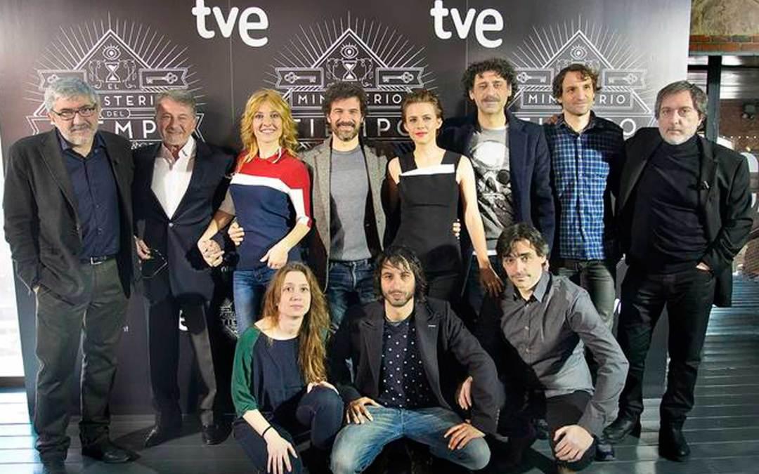El Ministerio del Tiempo, dirigida por Jorge Dorado profesor de la Escuela de Cine de Málaga, éxito en su estreno