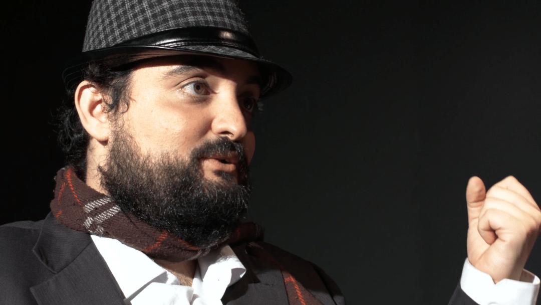 cortometraje caperucita roja german ortiz pello mir actor