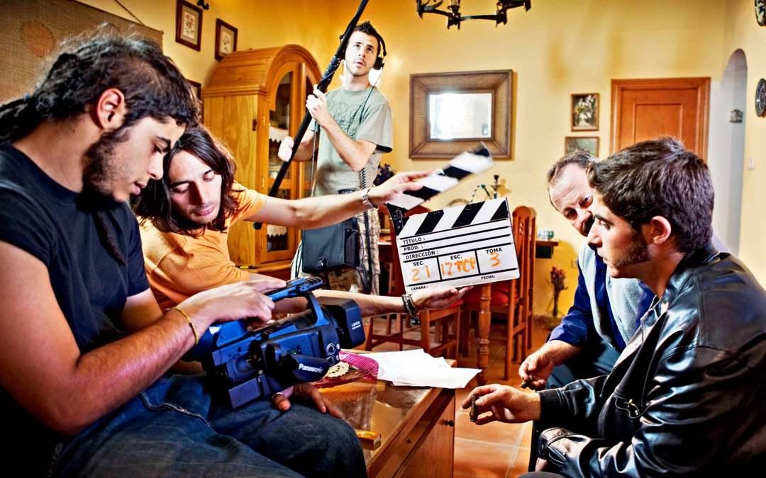 Curso de Cine con David Saínz en la Escuela de Cine de Málaga