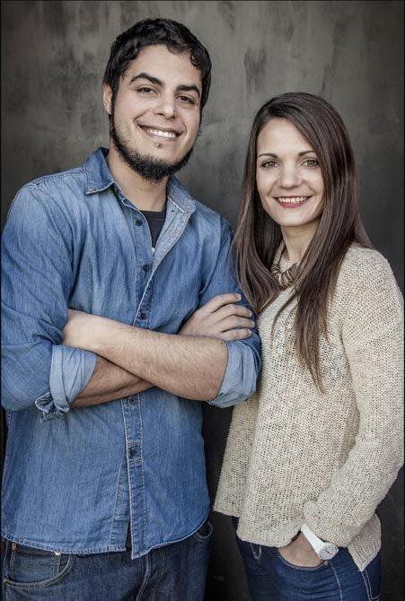 Curso de Creación de una Serieweb, David Sainz y Teresa Segura