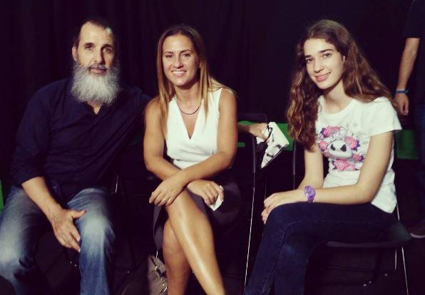 Sarah Castro, alumna de interpretación, entrevistada en el programa 'Por fin es viernes' de la Cadena SER Costa del Sol