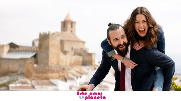 La alumna Cristina Hernández-Carrillo escribe el guión de la película Este amor es de otro planeta que se estrena en el Festival de Málaga