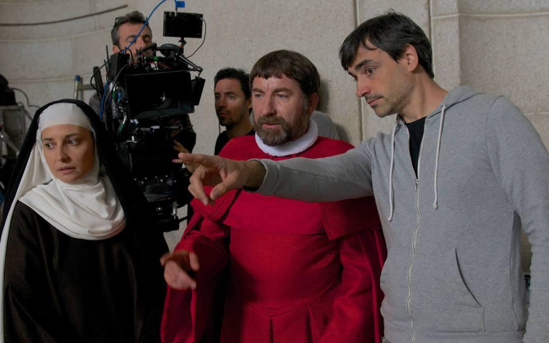 Nuestro profesor Jorge Dorado, estrena la TV Movie Teresa en TVE