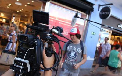 Éste sábado estrenamos online el cortometraje 4k 'Te Elijo a ti'