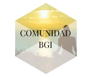 COMUNIDAD BGI