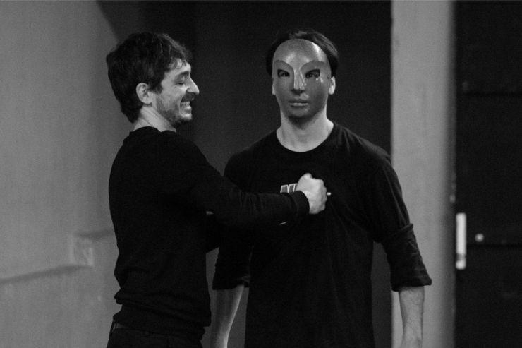 Arturo Bernal. Escuela Internacional de Teatro. Madrid