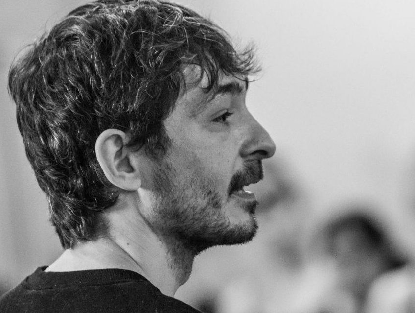 Arturo Bernal. Teatro Gestual