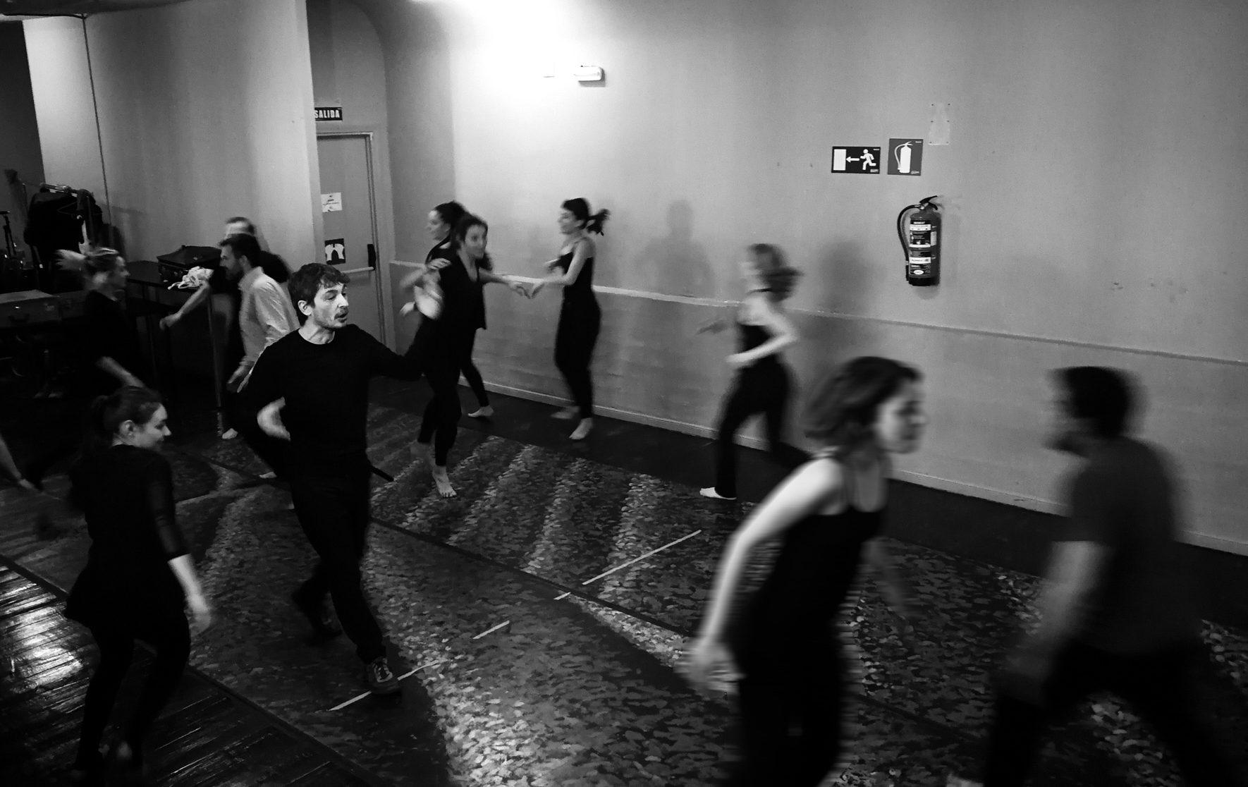 Teatro Físico, Teatro del Movimiento, Teatro Gestual