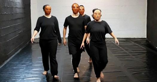 Escuela de Teatro en Madrid. Curso de Máscara Neutra
