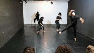 Teatro físico