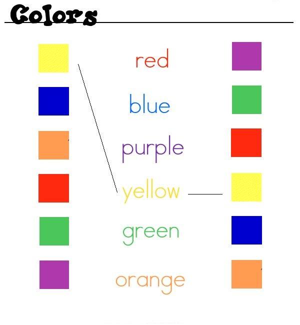 02colores en ingles