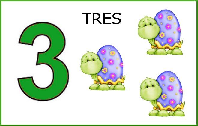 Numero 10 Con Imagenes: Fichas Con Los Números Del 1-9