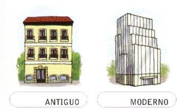 ANTIGUO-MODERNO