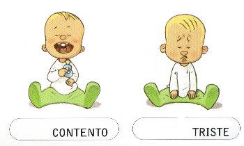 CONTENTO-TRISTE