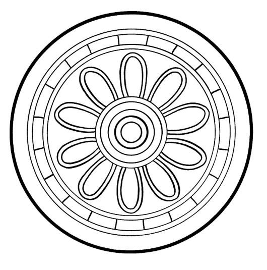 Disco de Bashikah (Mesopotamia)