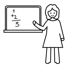 Maestra - Profesora
