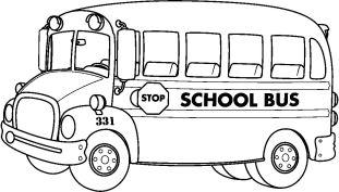5autobuses para colorear