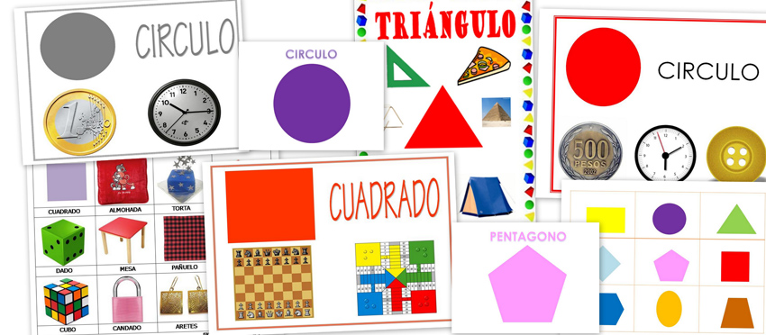 Formas y figuras geometricas