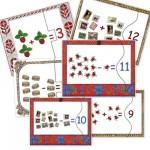 Puzzles de sumas