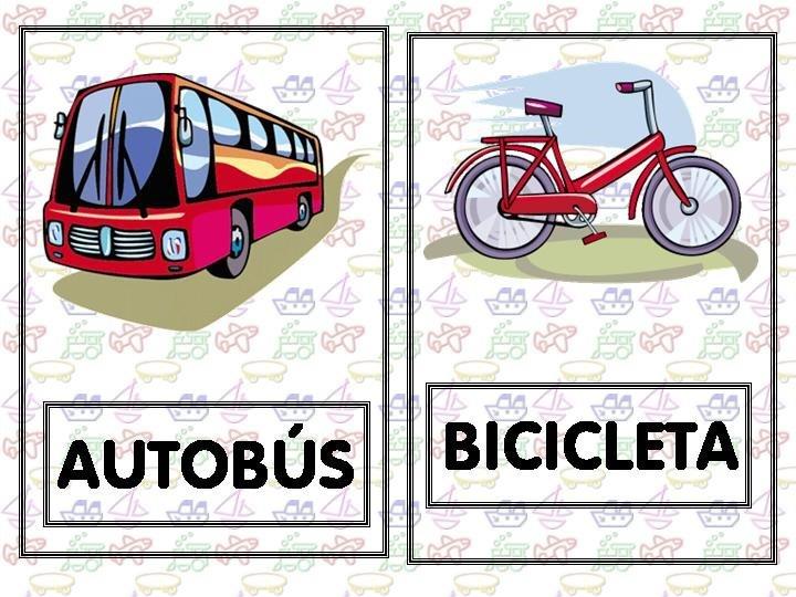 bits inteligencia, transportes, fichas transportes