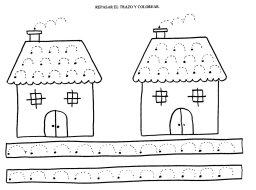 grafomotricidad, trazos horizontales, trazos verticales