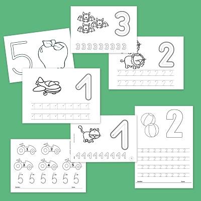 Lectoescritura con los números
