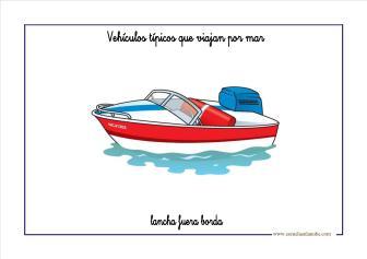 transportes por mar