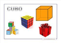 figuras geométricas cubo