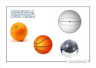figuras geométricas esfera