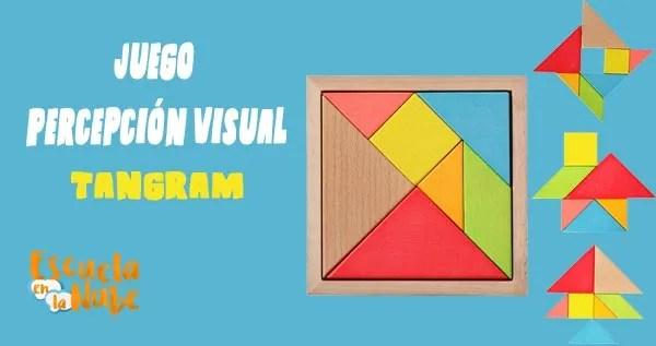 Juego de Percepción visual