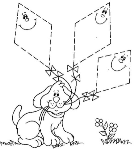 grafomotricidad figuras geometricas 19