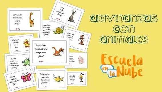 adivinanzas con animales, adivinanzas infantiles, adivinanzas para niños