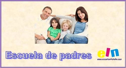 Escuela de padres, consejos padres, educación