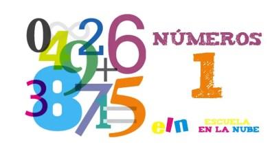 números del 1 al 9