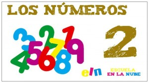 los números el dos