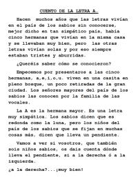 Letra A 13