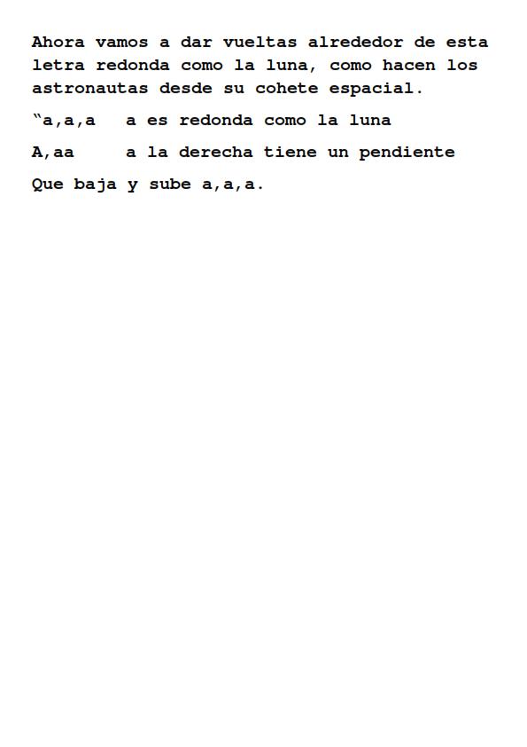 Letra A 14