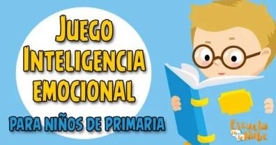 Juego Inteligencia emocional para niños de primaria